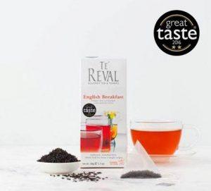 Te Reval English Breakfast Black Tea