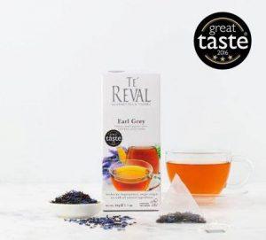 Te Reval Earl Grey Black Tea