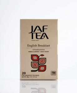 JAF TEA - English Breakfast - 20 Bags