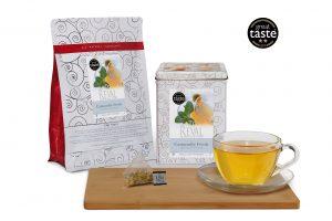 Te' Reval award winning Fresh loose tea