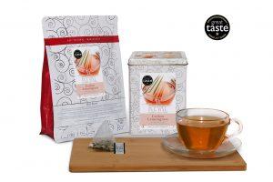 Te' Reval award winning Ceylon Lemongrass-set