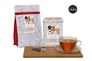 Te' Reval award winning Ceylon Spice Chai-set