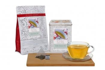 Te' Reval Jade Green Tea-set
