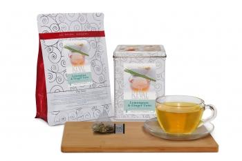 Te' Reval Lemongrass & Ginger Twist tea