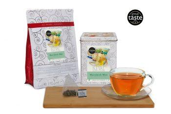 Te' reval award winnng Marrakech Mint tea bags
