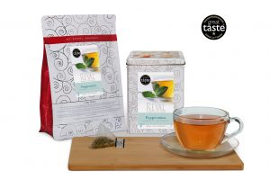 Te' Reval award winning Peppermint tea