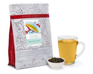 Te' Reval Jade Green Tea losse leaf